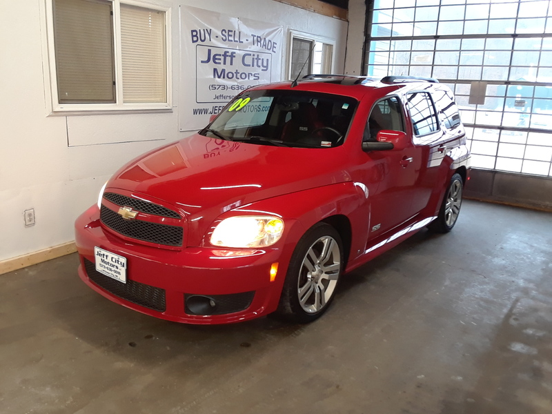2009 Chevrolet Hhr Ss For Sale In Jefferson City Mo Jeff City Motors